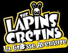 Le Lapin Crétin dans LAPIN - LIEVRE 230px-the-lapins-cretins-la-grosse-aventure-wii-home_title