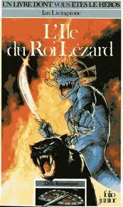 L'île du Roi Lézard dans LEZARD images-16