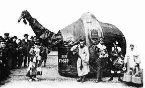 Le chameau de Béziers dans CHAMEAU - DROMADAIRE beziers