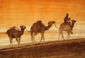 conte touareg dans CHAMEAU - DROMADAIRE chameau1