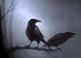 Le Corbeau et son signe dans CORBEAU telechargement-6