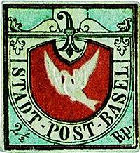 Colombe de Bâle dans PIGEON - COLOMBE 200px-stamp-basler_taube