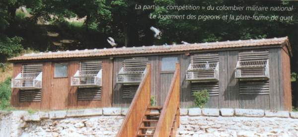 Colombophilie militaire en France dans PIGEON - COLOMBE col_mtval