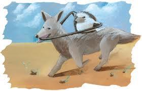 Le chacal et le hérisson dans HERISSON telechargement-3