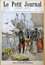 Pigeons voyageurs à bord de paquebots dans PIGEON - COLOMBE images-11