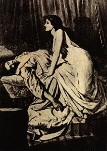 220px-Burne-Jones-le-Vampire