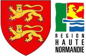Haute-Normandie blason-logo